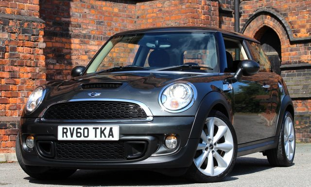 2010 60 MINI HATCH COOPER 1.6 COOPER S 3d 184 BHP [ 2 OWNERS ]