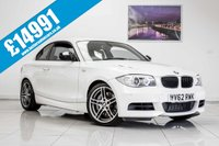 2012 BMW 1 SERIES 3.0 135I SPORT PLUS EDITION 2d AUTO 306 BHP £14991.00