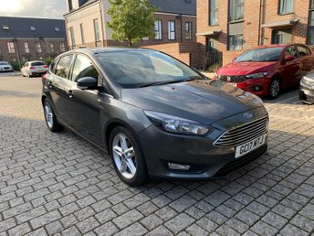 2017 FORD FOCUS 1.0L ZETEC EDITION 5d 124 BHP £SOLD