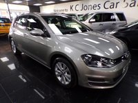 2014 VOLKSWAGEN GOLF 1.4 SE TSI BLUEMOTION TECHNOLOGY 5d 120 BHP £SOLD
