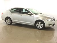 USED 2013 63 SKODA OCTAVIA 1.6 SE TDI CR DSG 5d AUTO 104 BHP BLUETOOTH | DAB | ALLOYS |