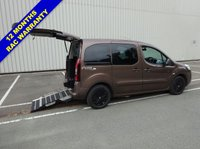 USED 2014 14 PEUGEOT PARTNER 1.6 HDI TEPEE S 5d WHEELCHAIR ACCESS WAV  WHEELCHAIR ACCESS WAV + 3 SEATS