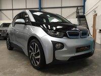 2014 BMW I3 0.6 I3 RANGE EXTENDER 5d AUTO 168 BHP £14995.00