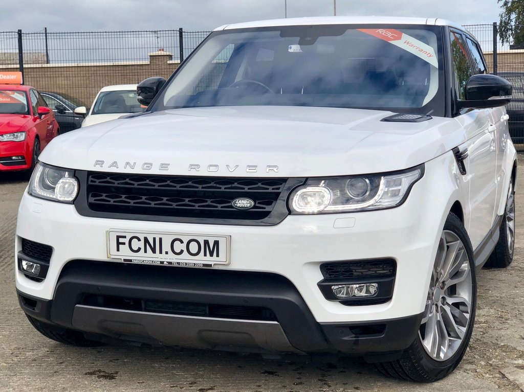 USED 2016 LAND ROVER RANGE ROVER SPORT 3.0 SDV6 HSE DYNAMIC 5d AUTO 306 BHP FROM £299 P/m // CONTACTLESS PURCHASE // DELIVERY AVAILABLE