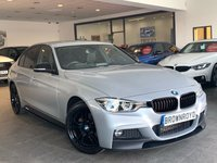 USED 2017 17 BMW 3 SERIES 2.0 320D XDRIVE M SPORT 4d AUTO 188 BHP M PERFORMANCE STYLING+X-DRIVE