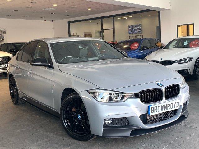 USED 2017 17 BMW 3 SERIES 2.0 320D XDRIVE M SPORT 4d AUTO 188 BHP M PERFORMANCE STYLING+X-DRIVE