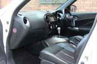 USED 2013 63 NISSAN JUKE 1.6 DIG-T Tekna CVT 4WD 5dr NAV-FULL LTHR-FSH-12 MTHS MOT