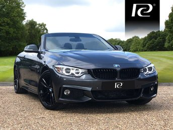 2015 BMW 4 SERIES 2.0 420D M SPORT 2d AUTO 181 BHP £17890.00