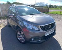 USED 2016 66 PEUGEOT 2008 1.6 BLUE HDI ACTIVE 5d 75 BHP 1 OWNER. FULL SERVICE HISTORY