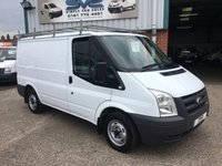 2010 FORD TRANSIT SWB LOW ROOF NICE LOW 68K MILES *LOVELY CONDITION* £5495.00