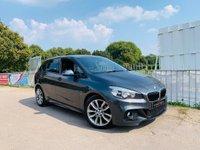 2016 BMW 2 SERIES 2.0 218D M SPORT ACTIVE TOURER 5d AUTO 148 BHP £14950.00