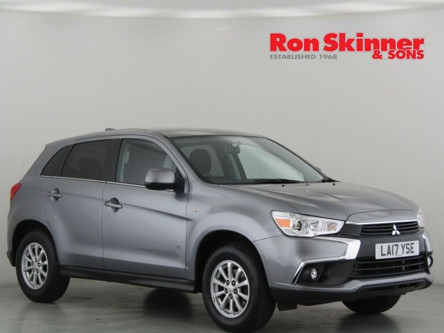 View our 2017 17 MITSUBISHI ASX 1.6 2 5d 115 BHP