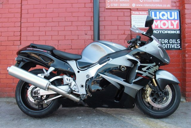 USED 2005 05 SUZUKI GSX 1300 R HAYABUSA RK5  An Absolute Rocket Ship. Finance and Delivery Available.