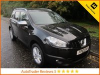 USED 2010 10 NISSAN QASHQAI+2 1.6 ACENTA PLUS 2 5d 113 BHP Great Value  ULEZ Compliant Nissan Qashqai Plus 2 with Seven Seats, Air Conditioning Electric Windows, Electric Door Mirrors and Alloy Wheels. This Vehicle is ULEZ Compliant.