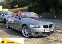 2008 BMW 3 SERIES 2.0 320D M SPORT 2d 174 BHP £7495.00