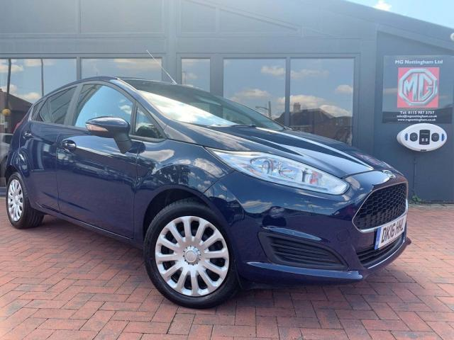 USED 2016 16 FORD FIESTA 1.5 TDCi Style 5dr *** FULL SERVICE HISTORY ***