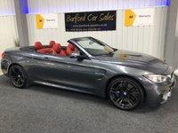 USED 2015 65 BMW M4 3.0 M4 2d AUTO 426 BHP