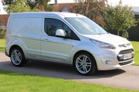 USED 2014 64 FORD TRANSIT CONNECT 1.6 200 LIMITED P/V 1d 114 BHP ** NO VAT ** Complementary Warranty