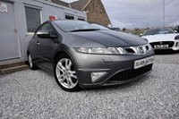 USED 2010 10 HONDA CIVIC EX 2.2 i-CTDi 5dr ( 140 bhp ) 2 Previous Owners Very High Spec Model New Front Tyres Excellent Value