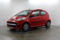 USED 2010 10 PEUGEOT 107 1.0 URBAN 5d AUTO 68 BHP