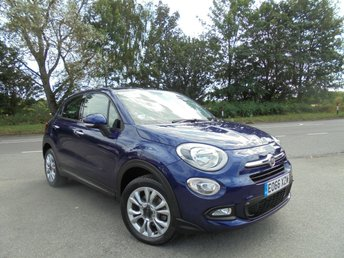 2016 FIAT 500X 1.6 MULTIJET POP STAR 5d 120 BHP £8995.00