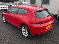 USED 2011 VOLKSWAGEN SCIROCCO 2.0 TDI BLUEMOTION TECHNOLOGY 2d 140 BHP