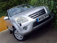 USED 2006 06 HONDA CR-V 2.0 I-VTEC EXECUTIVE 5d 148 BHP