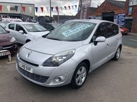 USED 2010 10 RENAULT GRAND SCENIC 1.6 DYNAMIQUE TOMTOM VVT 5d 109 BHP