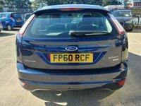 USED 2010 60 FORD FOCUS 1.6 SPORT TDCI 5d Satellite Navigation Satellite Navigation | £30 Road Tax | Reverse Parking Sensors | 2 Keys