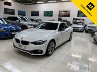 USED 2017 17 BMW 4 SERIES 2.0 420I SPORT 2d AUTO 181 BHP