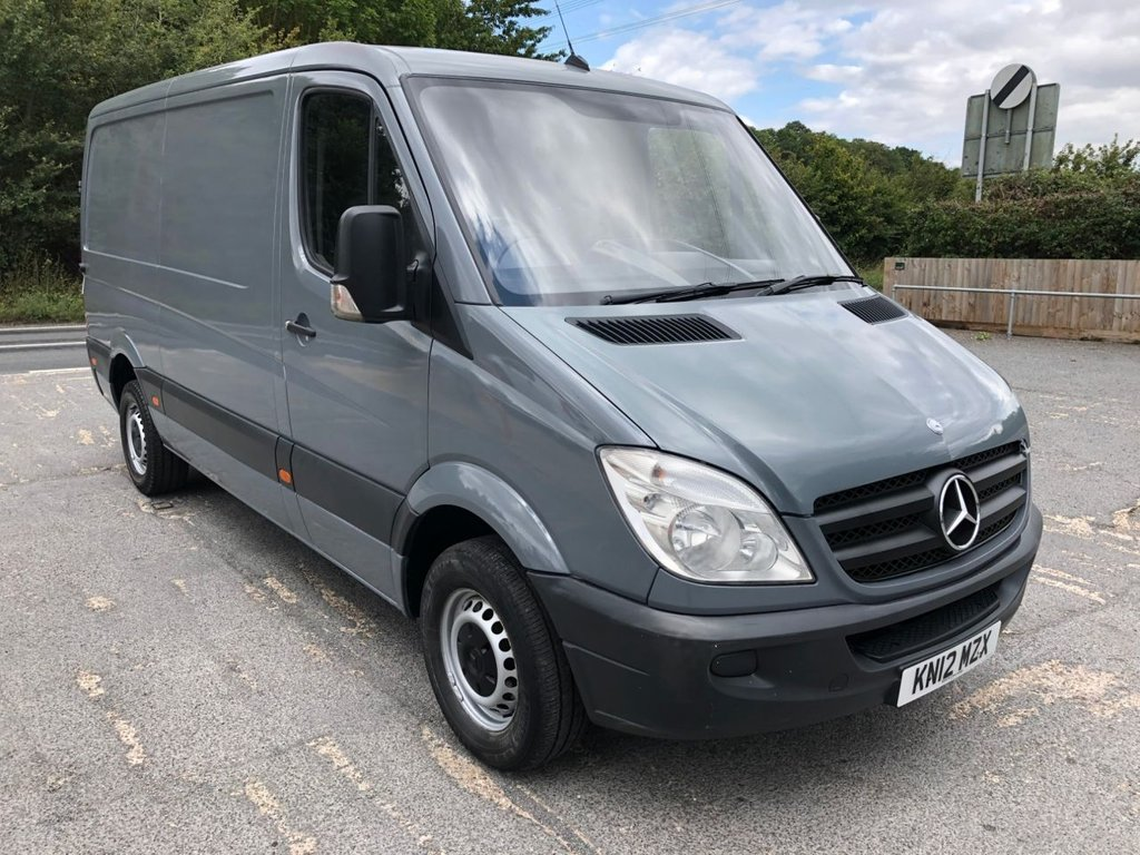 USED 2012 12 MERCEDES-BENZ SPRINTER 2.1CDI 316 MWB (163 BHP)