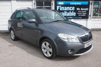 USED 2012 62 SKODA FABIA 1.6 SCOUT TDI CR 5d 103 BHP Full Service History-7 Stamps, 1 Owner from New, Air Conditioning