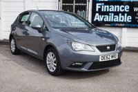 USED 2013 62 SEAT IBIZA 1.4 SE 5d 85 BHP 2 Owners, Service History, Very low mileage only 30K