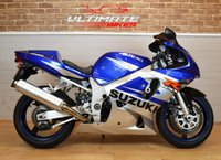 2002 SUZUKI GSXR 600 K2 SUPER SPORTS 600CC £2795.00