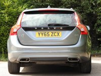 USED 2015 65 VOLVO V60 2.0 D4 BUSINESS EDITION 5d 188 BHP 1 OWNER FSH 50 MPG A/C VGC