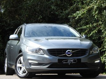 2015 VOLVO V60 2.0 D4 BUSINESS EDITION 5d 188 BHP £8290.00