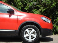 USED 2012 62 NISSAN QASHQAI 1.6 VISIA IS DCIS/S 5d 130 BHP 1 OWNER 50 MPG A/C VGC