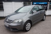 2006 VOLKSWAGEN GOLF PLUS 1.9 SE TDI 5d 103 BHP £3290.00