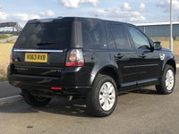 USED 2013 63 LAND ROVER FREELANDER 2.2 TD4 XS 5d 150 BHP FSH+ 6 MONTH WARRANTY + LOW MILES ONLY 47K + VGC