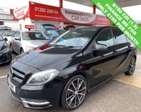 USED 2014 14 MERCEDES-BENZ B CLASS 1.5 B180 CDI BLUEEFFICIENCY SPORT *ONLY 59,000 MILES*