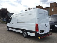 USED 2018 68 MERCEDES-BENZ SPRINTER 2.1 314CDI LWB NEW SHAPE 141BHP EURO 6. ONLY 21,000 MILES 1 OWNER. EURO6. NEW SHAPE. MERC WARRANTY 10.2021.