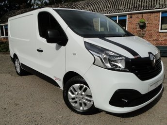2016 RENAULT TRAFIC SL27 DCI 120 Business Plus PVSsportline Edition £9995.00