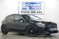 2016 MERCEDES-BENZ A CLASS 2.1 A 200 DIESEL AMG LINE EXECUTIVE AUTOMATIC 134 BHP £16990.00