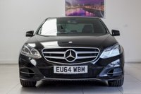 USED 2014 64 MERCEDES-BENZ E CLASS 2.1 E220 CDI SE 4d AUTO 170 BHP August 2020 MOT & Just Been Serviced