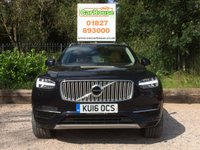 USED 2016 16 VOLVO XC90 2.0 T8 TWIN ENGINE INSCRIPTION 5d AUTO 316 BHP HUGE Spec, Incredible Value