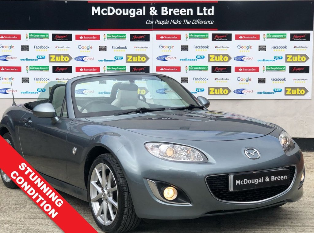 USED 2011 11 MAZDA MX-5 1.8 I KENDO 2d 125 BHP FULL SERVICE HISTORY FROM MAZDA!!!