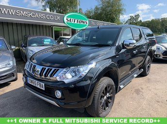 View our MITSUBISHI L200