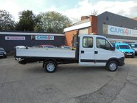 USED 2013 63 IVECO DAILY 2.3 35C13D 4d 126 BHP