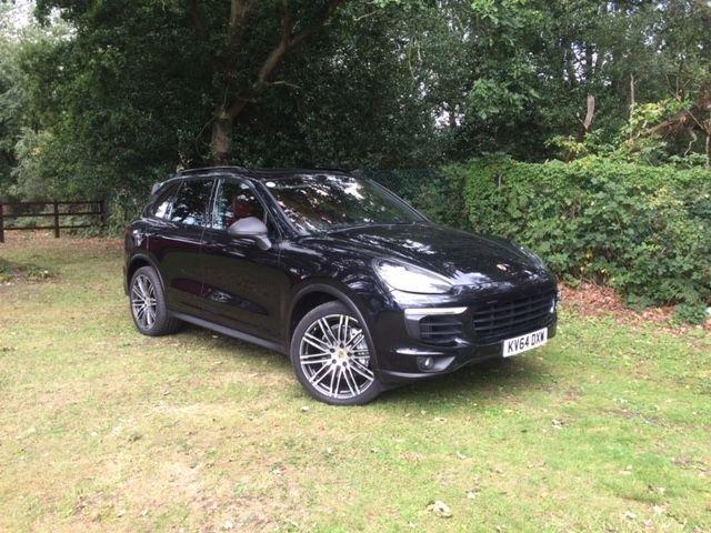 2014 Porsche Cayenne D V8 S Tiptronic S £35,995