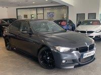 USED 2015 65 BMW 3 SERIES 2.0 320D M SPORT 4d AUTO 188 BHP M PERFORMANCE STYLING+PRO NAV